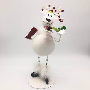 Christmas Dancing Reindeer